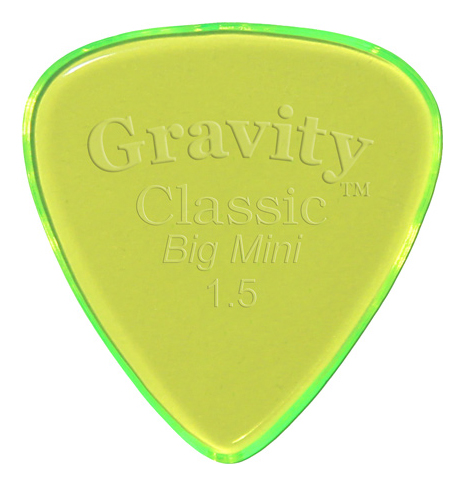 Gravity Classic Big Mini 1,5 mm - grün